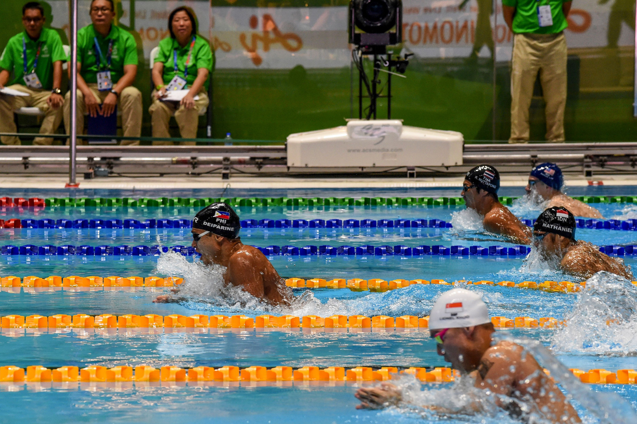 Nine more gold medals for hosts Philippines at Southeast Asian Games