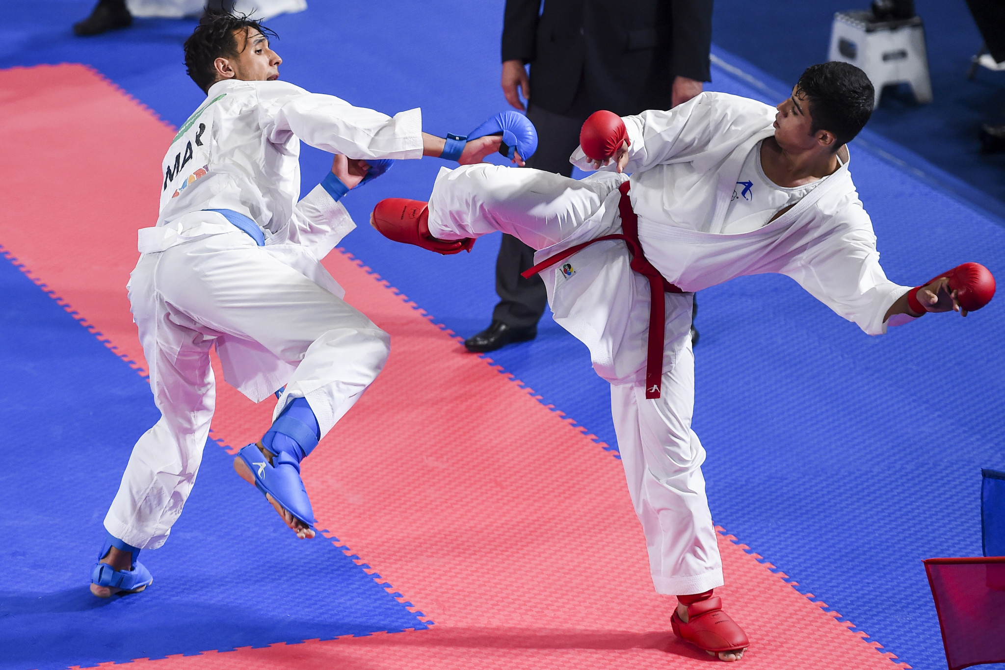 Karate made its Youth Olympic Games debut at Buenos Aires 2018 ©Getty Images