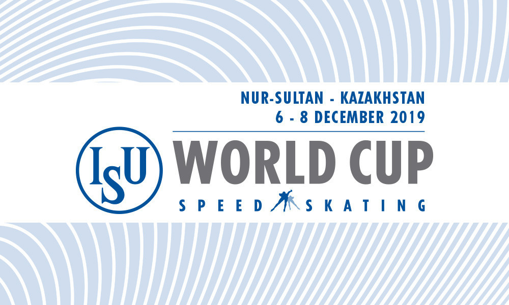 The ISU Speed Skating World Cup season is set to resume this weekend with the third leg in Kazakhstan's capital Nur-Sultan ©ISU