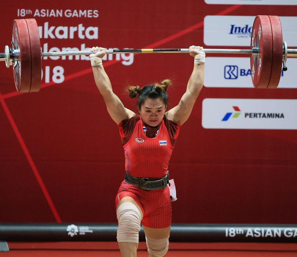 Thailand had self-suspended itself following a series of positive drugs tests involving its top weightlifters but is now trying to reverse that decision and return to international competition ©Getty images