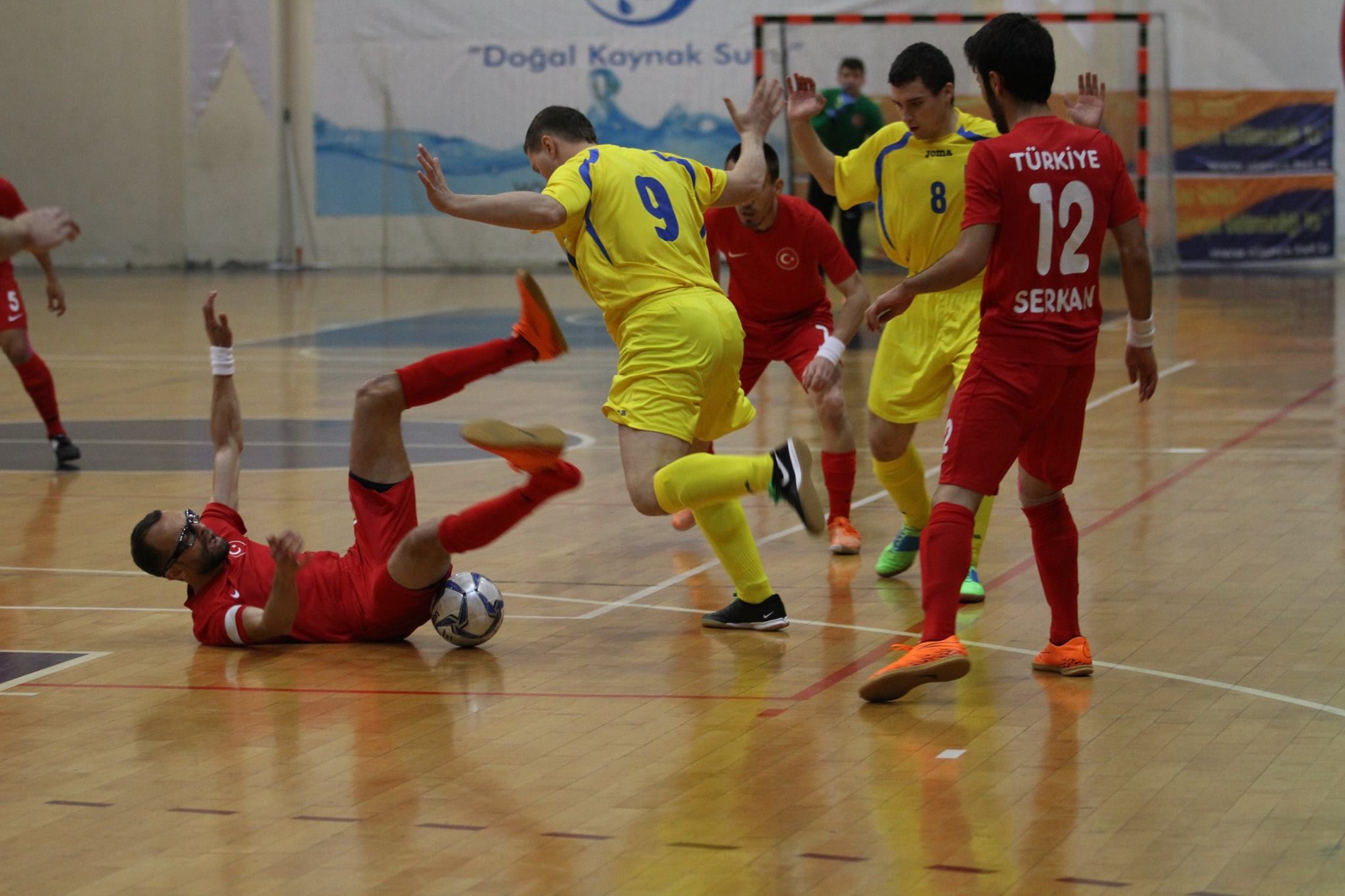 Seven teams to contest IBSA Partially Sighted Football World Championships