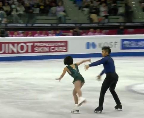 China's Weinjing Sui and Cong Han win pairs gold at ISU Grand Prix Final