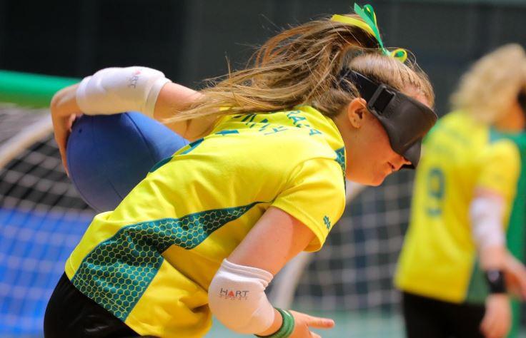 China's women humble hosts Japan at IBSA Goalball Asia-Pacific Championships