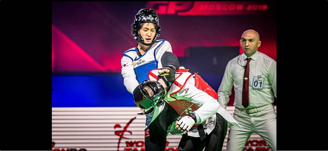 China and South Korea dominate at World Taekwondo Grand Prix Final