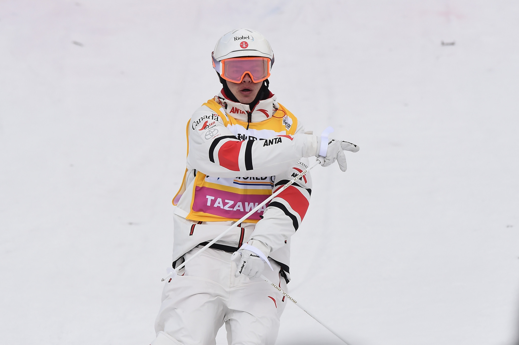 Kingsbury marks 100th FIS Freestyle Ski World Cup with victory in Ruka