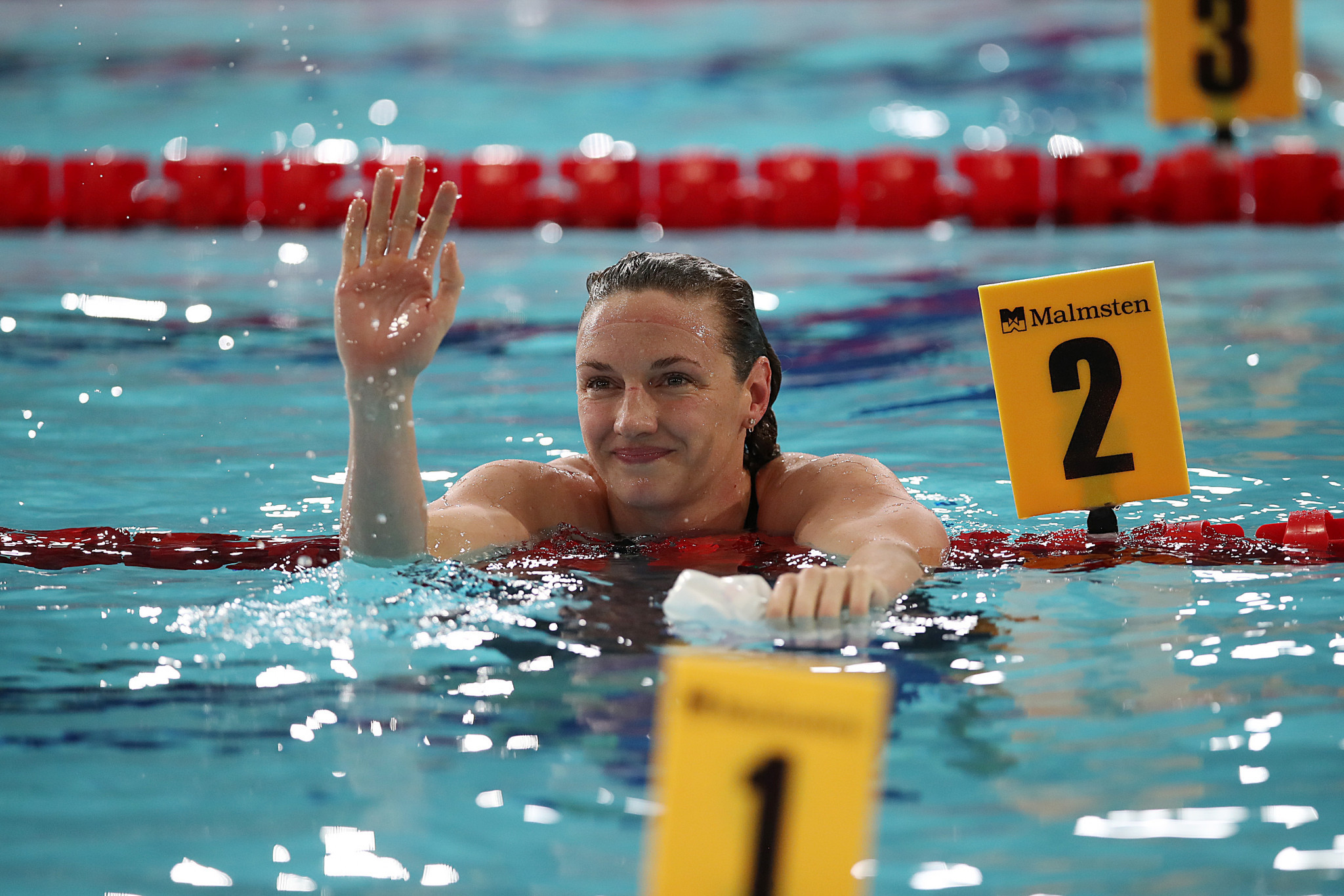 Hosszú earns third gold at European Short Course Swimming Championships in Glasgow