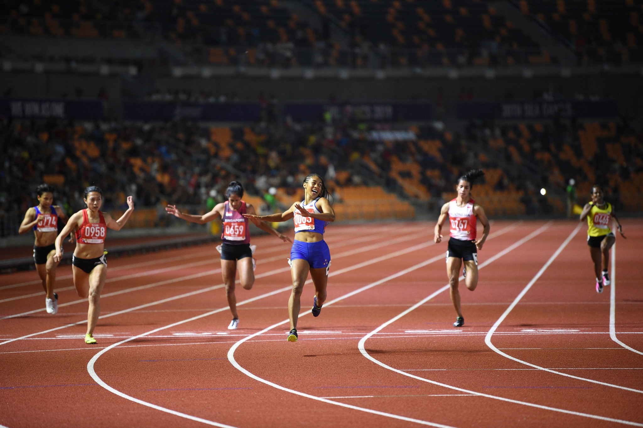Hosts Philippines move to 89 gold medals at Southeast Asian Games
