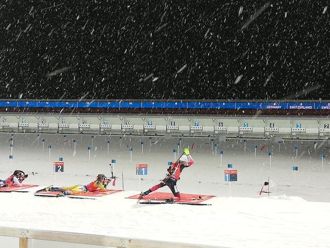 Three Russian biathletes join Romanian national team
