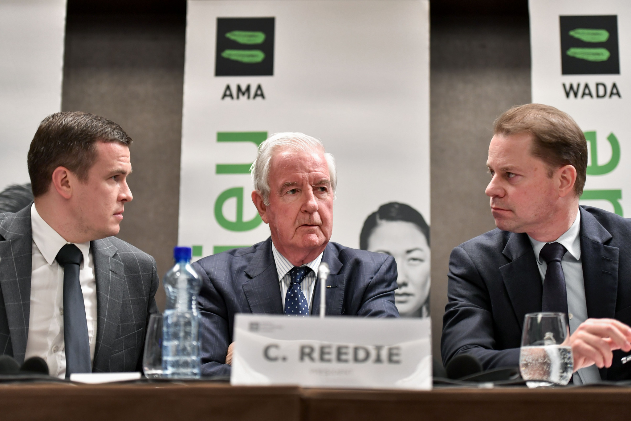 WADA President Sir Craig Reedie said the organisation had delivered a robust response with its decision on Russia ©Getty Images