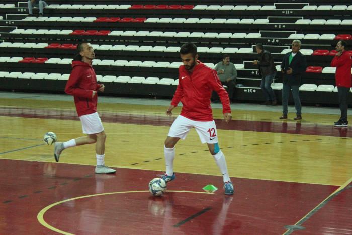 Turkey stun Russia at IBSA Partially Sighted Football World Championship