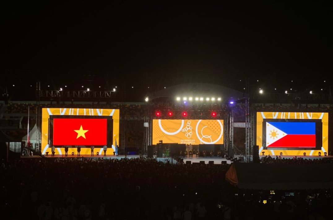 Vietnam are the next hosts, in 2021 ©SEA Games