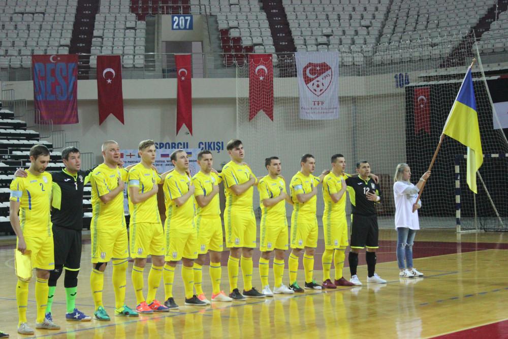 Ukraine continue unbeaten run at IBSA Partially Sighted Football World Championship