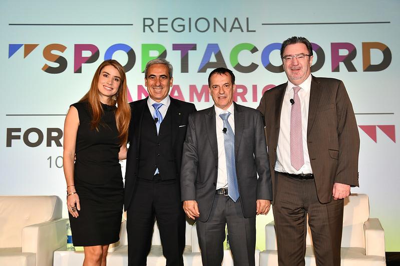 First Regional SportAccord Pan America begins in Fort Lauderdale