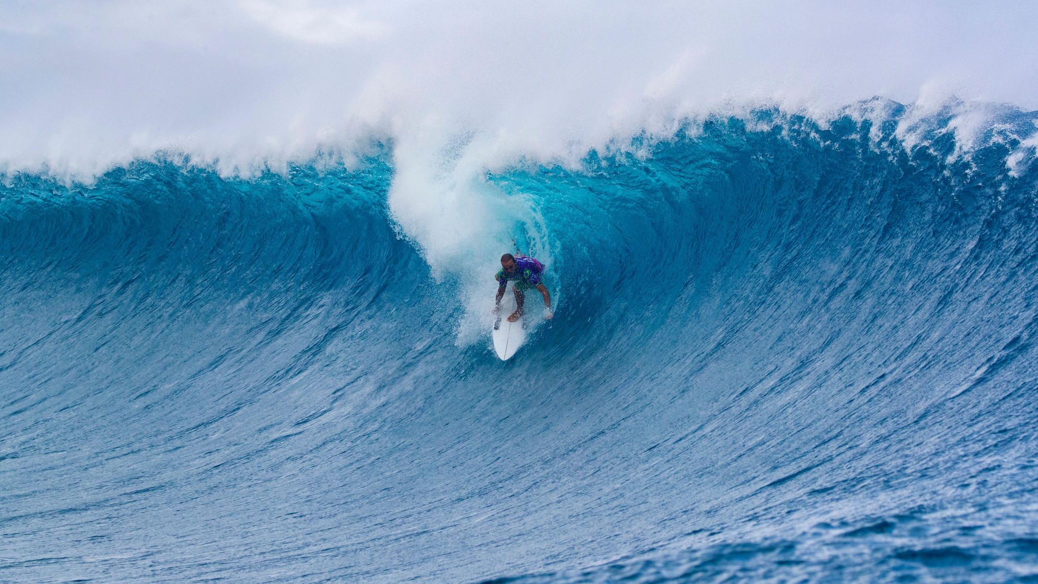 Tahiti has been approved as the Paris 2024 surfing venue ©Getty Images