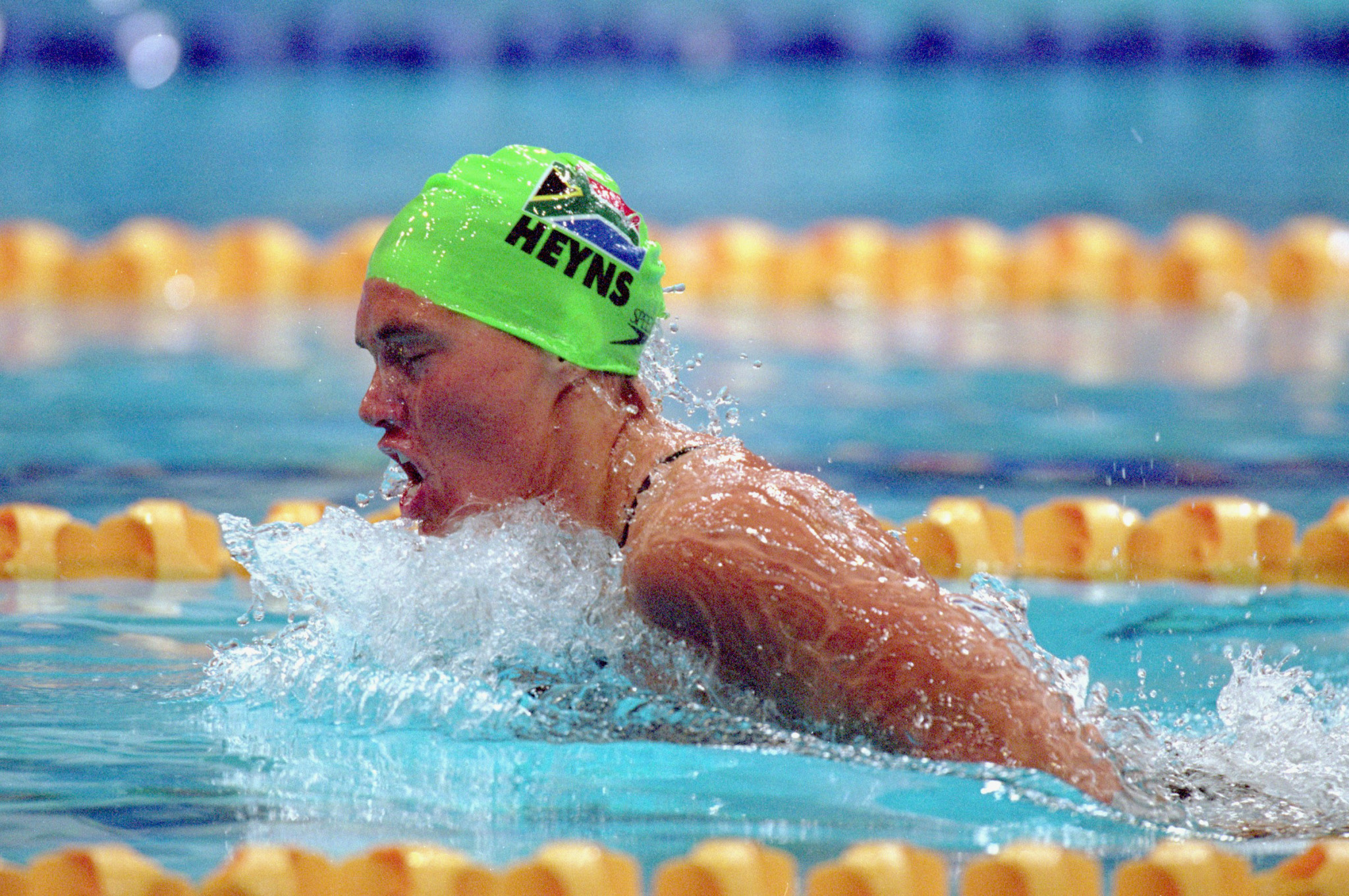 South Africa's double Olympic swimming gold medallist Penny Heyns played a key role in the CRC recommending clean Russian athletes be able to compete, it was revealed ©Getty Images