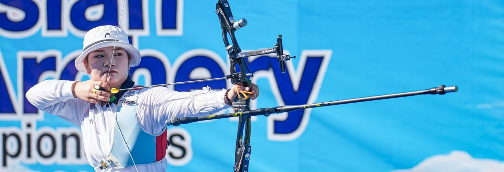 Kang and Ellison headline entries for Rome World Archery Indoor Series event