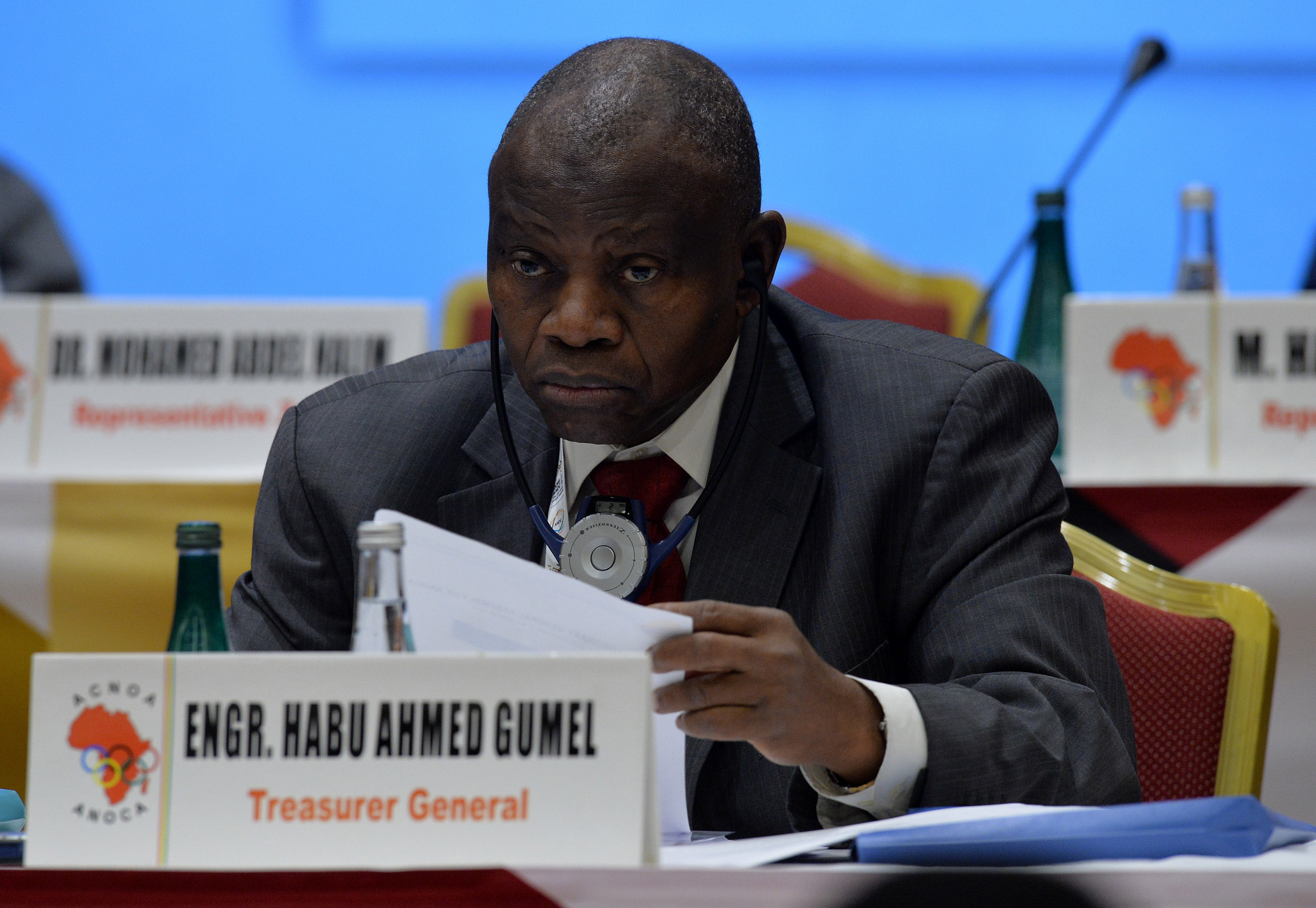 Gumel calls for Nigerian federations to seek further funding for athletes
