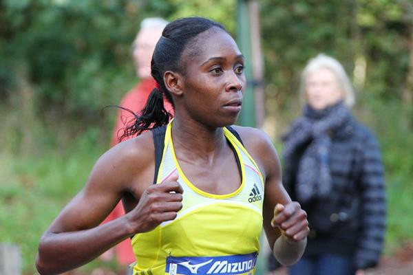 Sarah Chepchirchir, winner of the 2017 Tokyo Marathon, has been banned for four years - the latest top Kenyan to be suspended ©Getty Images