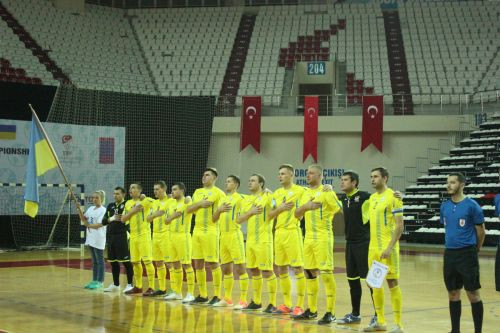 Ukraine beat England in IBSA Partially Sighted Football World Championship final