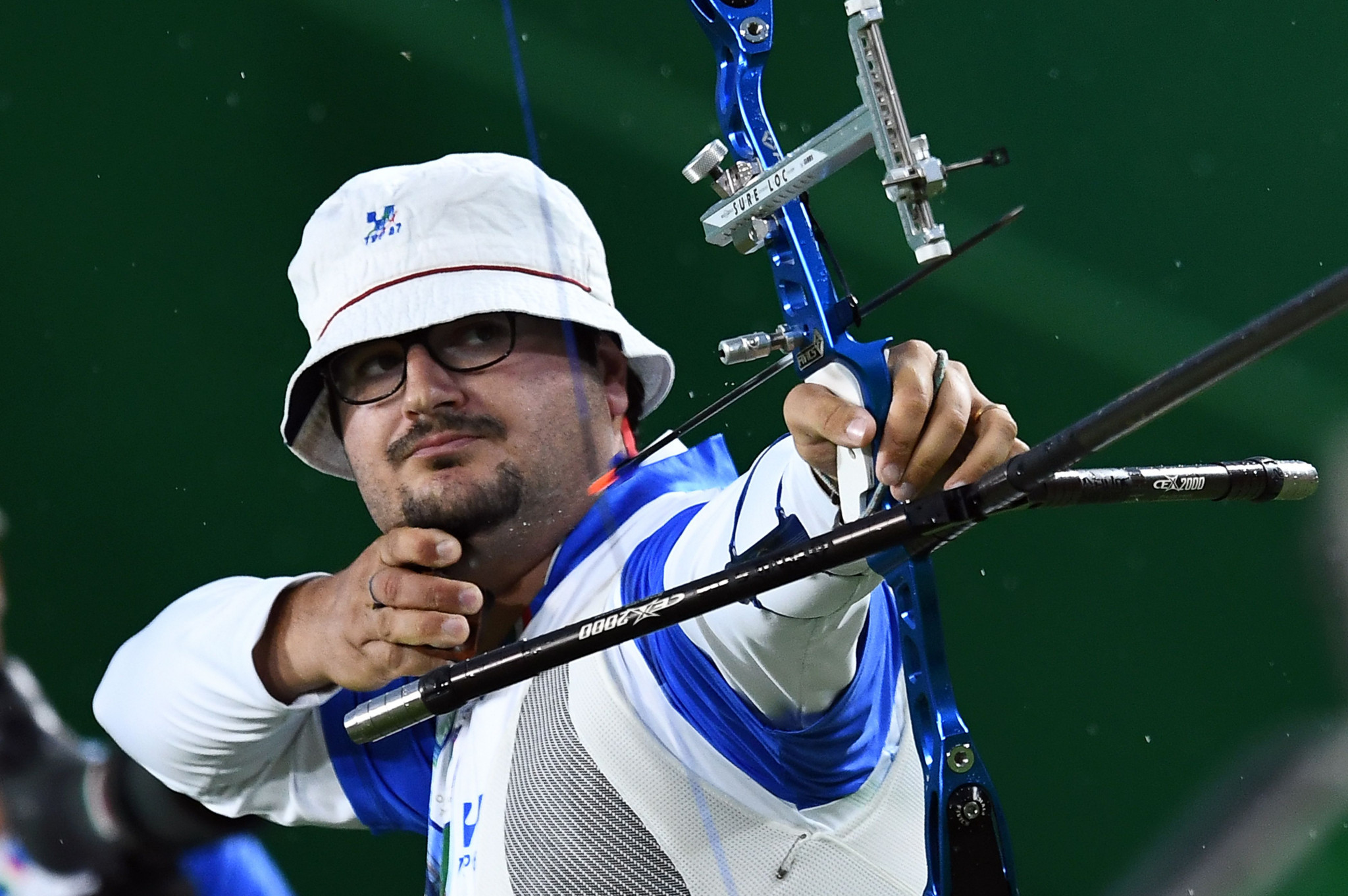 Galiazzo beats Ellison to gold at World Archery Indoor Series in Rome