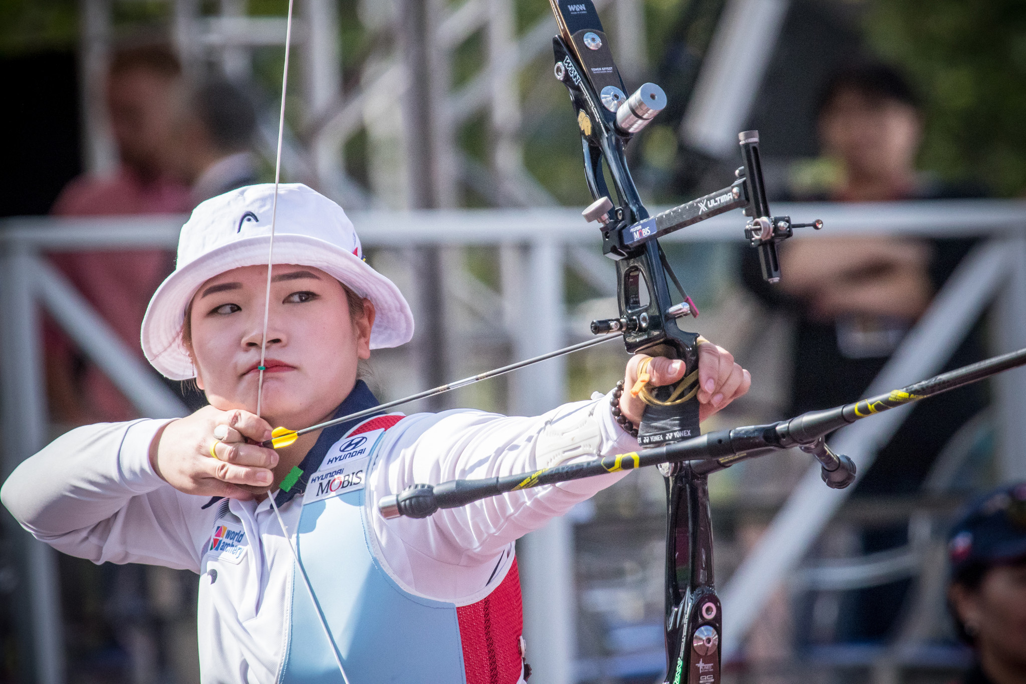 Smaller international competitions will still be permitted for archers ©Getty Images
