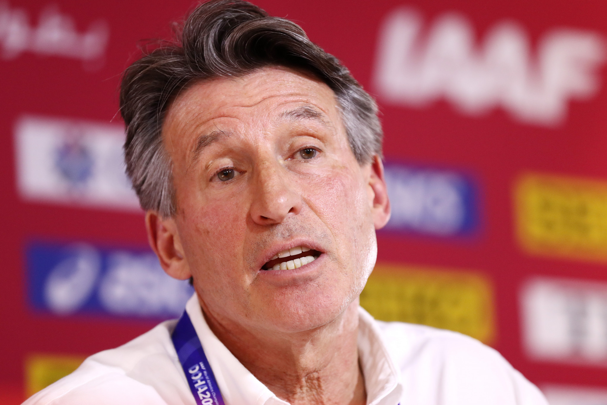 """World Athletics President Sebastian Coe has said Russian track and field athletes will not be admitted to compete at next year's Olympic Games in Tokyo unless he is """"absolutely comfortable"""" they are drug-free ©Getty Images"""