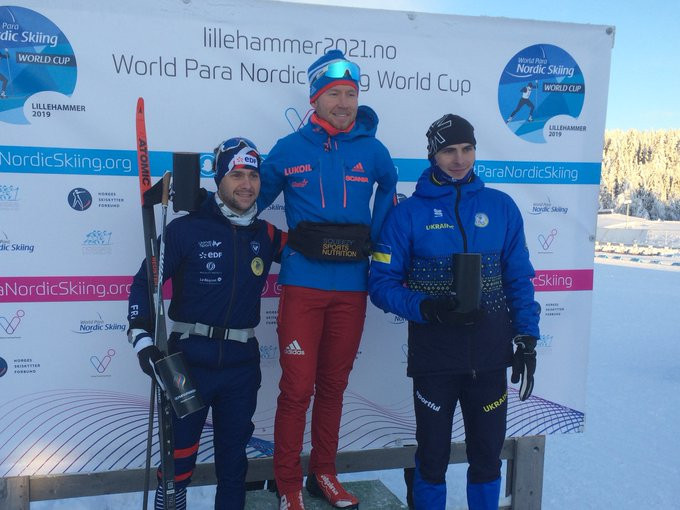 Russia win three golds as biathlon begins at World Para Nordic Skiing World Cup in Lillehammer