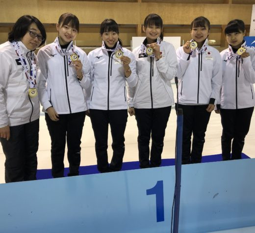 Japan triumphed in the women's event at the World Junior-B Curling Championships in Lohja ©Kisakallio/WCF