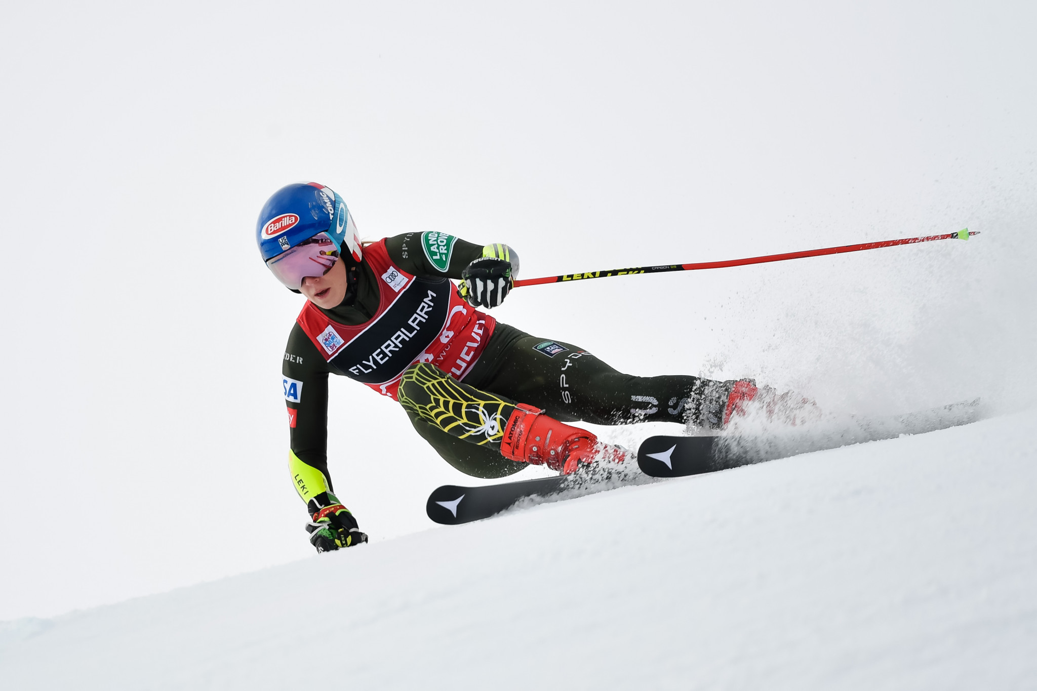 Shiffrin to sit out FIS Alpine Ski World Cup event in Val d'Isère