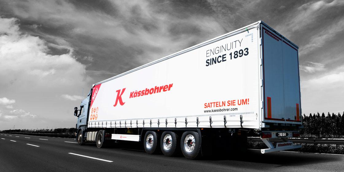 German company Kässbohrer will be a supporting partner for the Lucerne 2021 Winter Universiade ©Kässbohrer