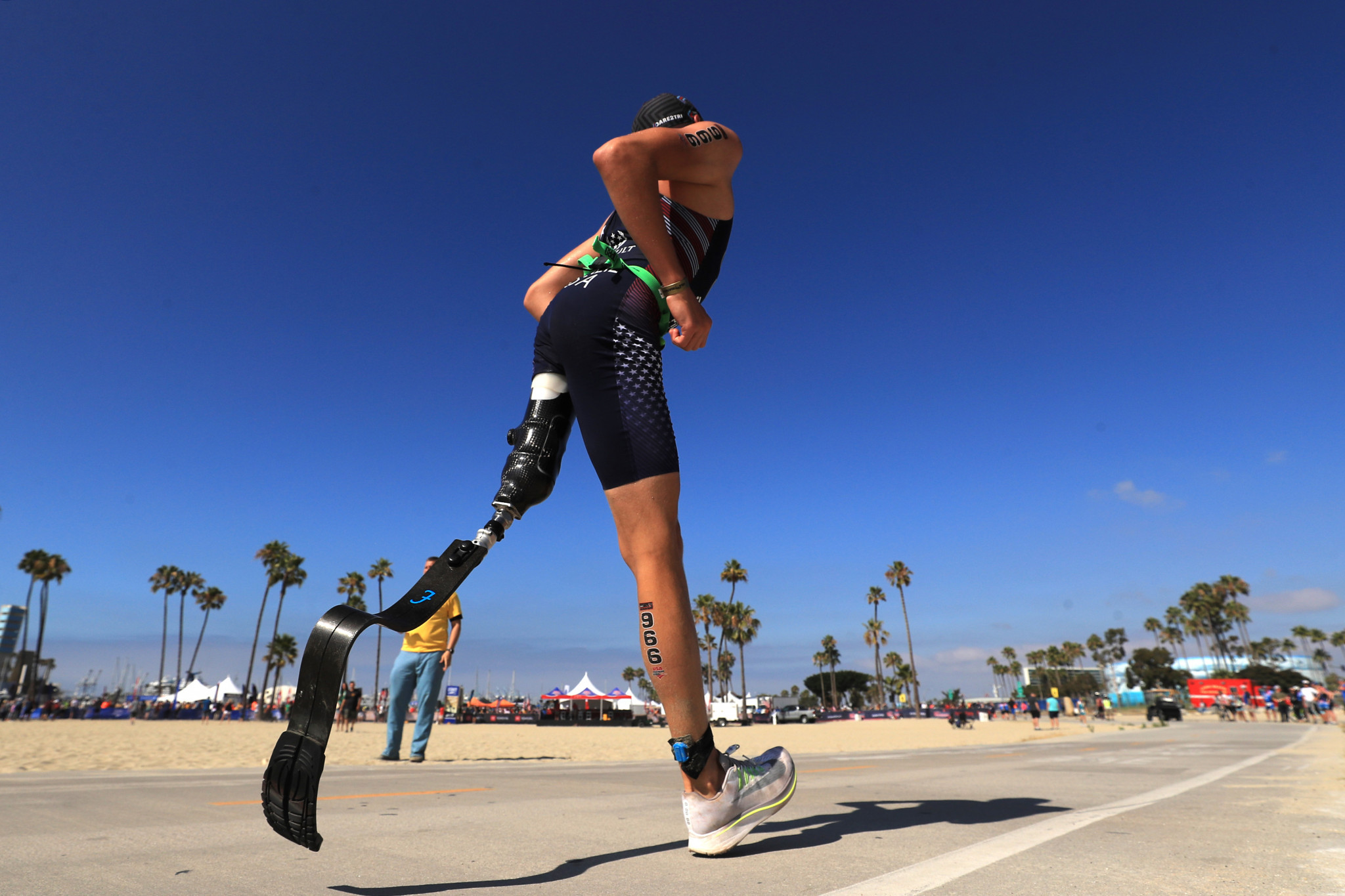 USA Paratriathlon National Championships to again take place on Los Angeles 2028 course