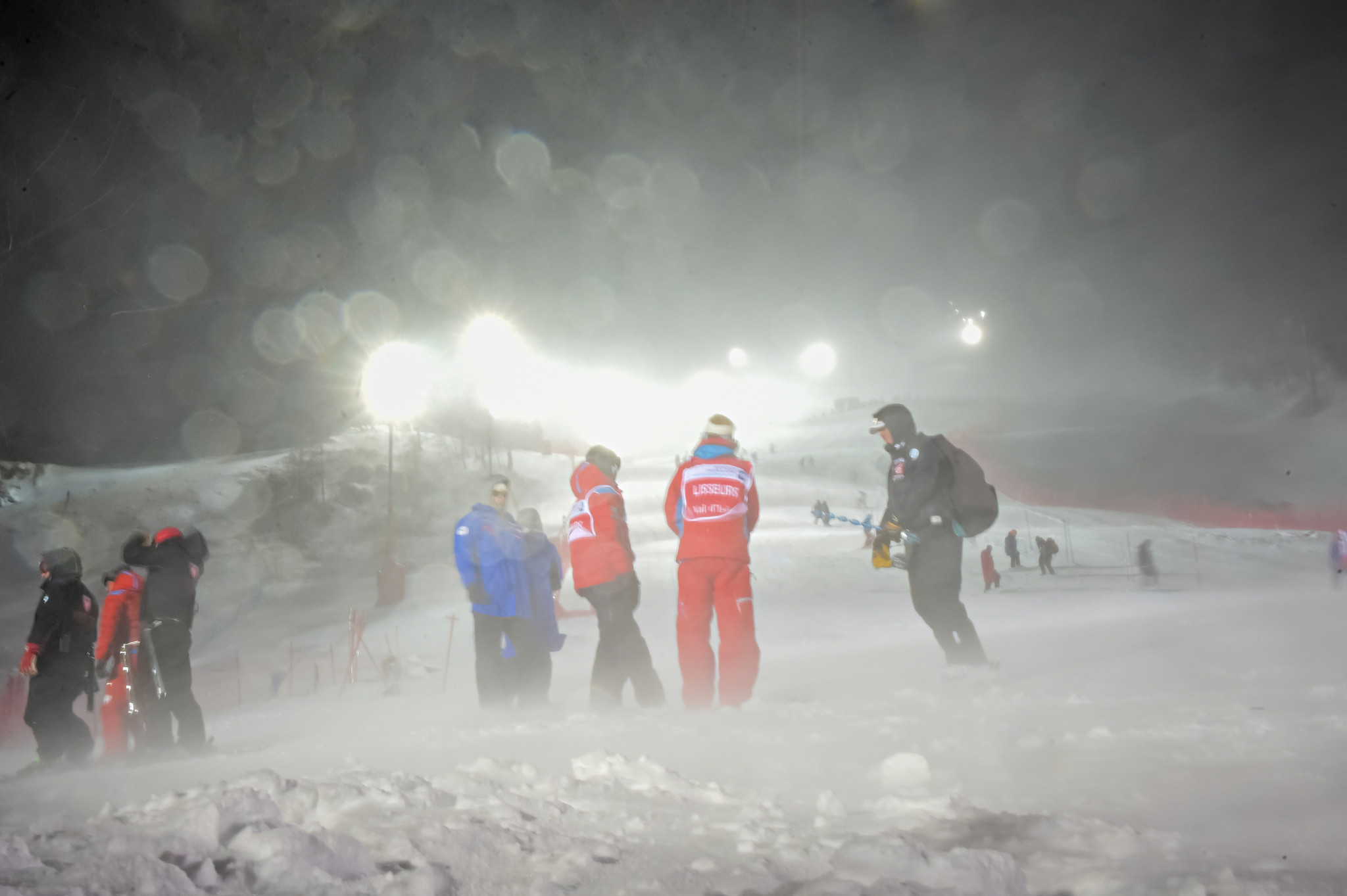 FIS Alpine Ski World Cup event in Val d'Isère cancelled due to heavy snow