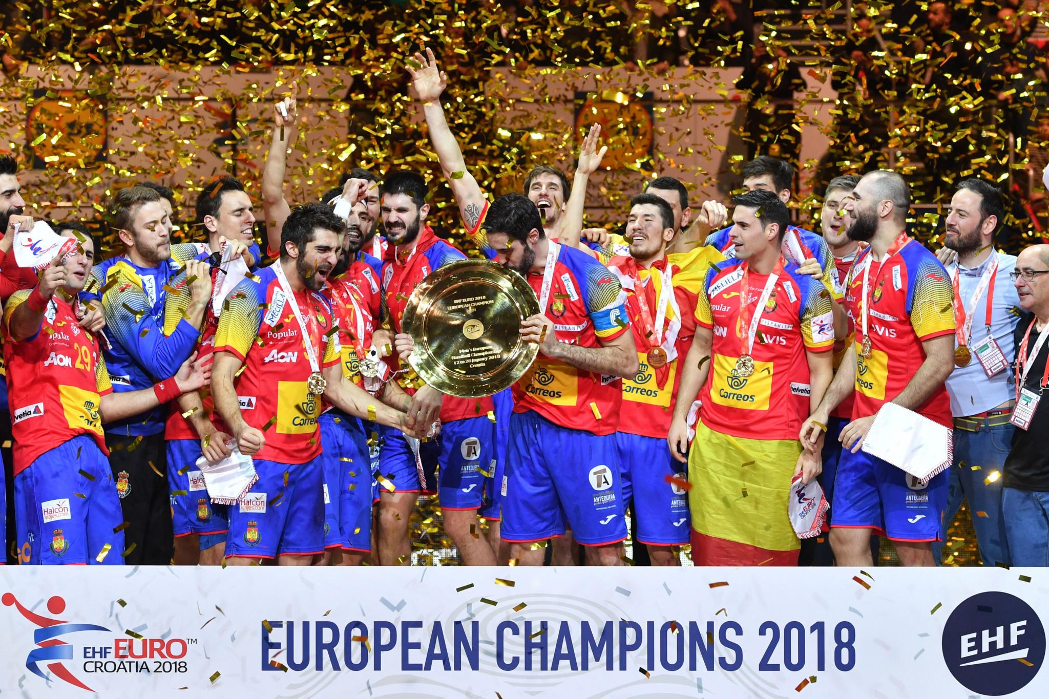 Unibet to sponsor men and women's 2020 EHF European Championships