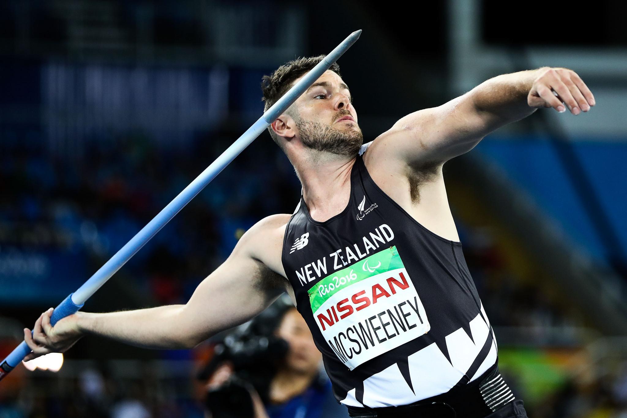 New Zealand Paralympic javelin bronze medallist announces retirement