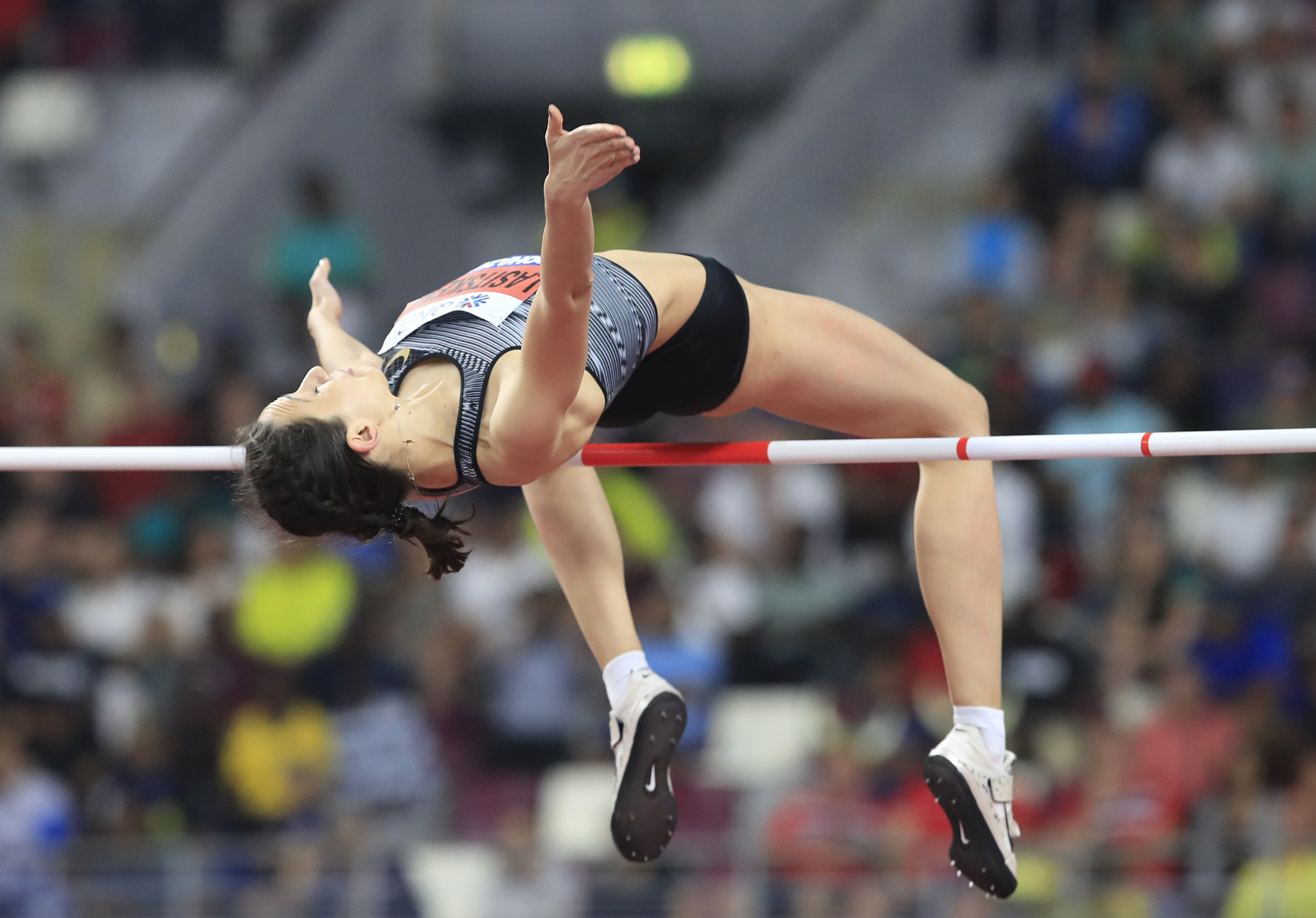 Three-times world high jump champion Mariya Lasitskene fears Russian track and field athletes may be frozen out of Tokyo 2020 following the renewed anti-doping sanctions incurred by the Russian Athletics Federation ©Getty Images