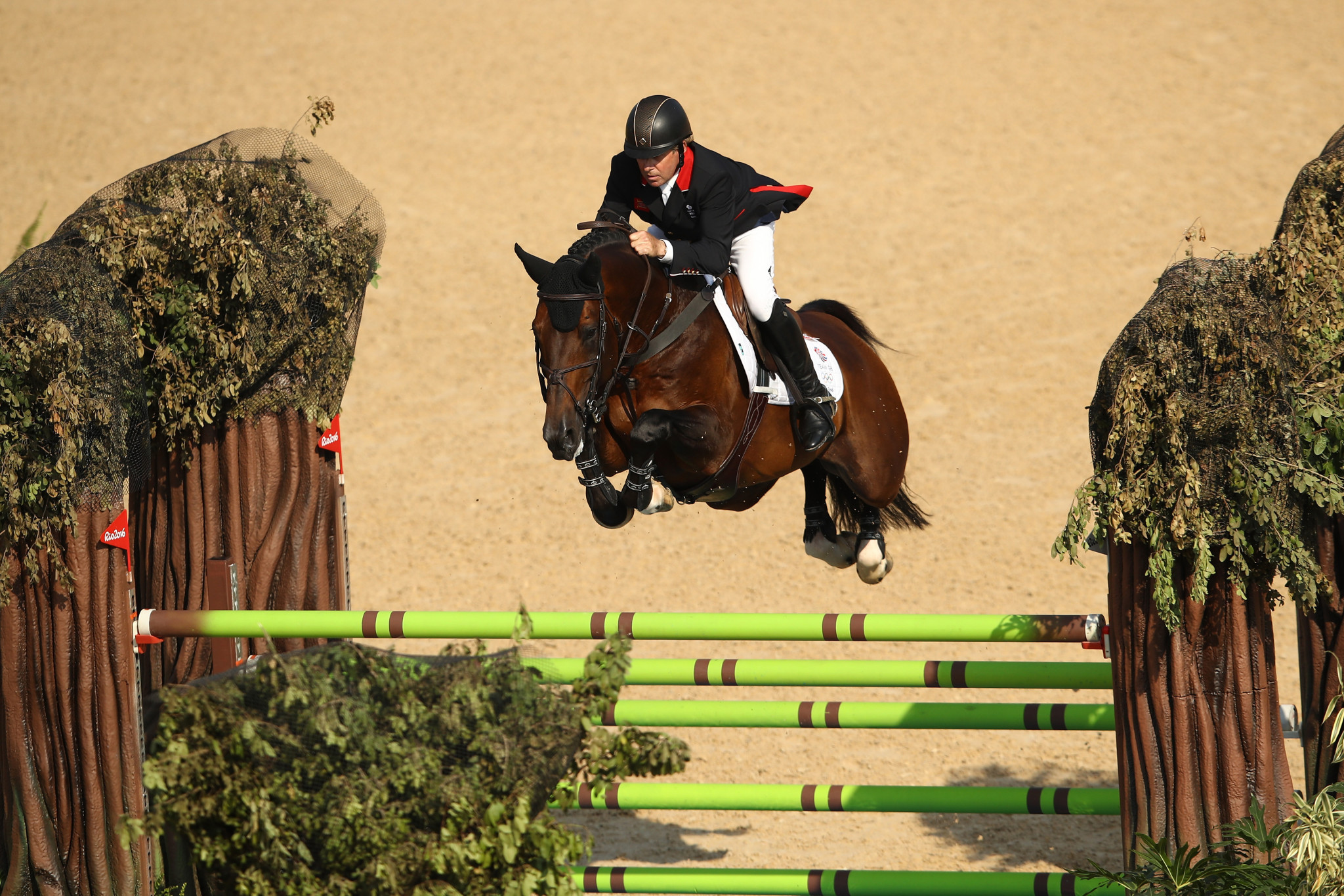 Waygood named as Tokyo 2020 performance director for British Equestrian Federation