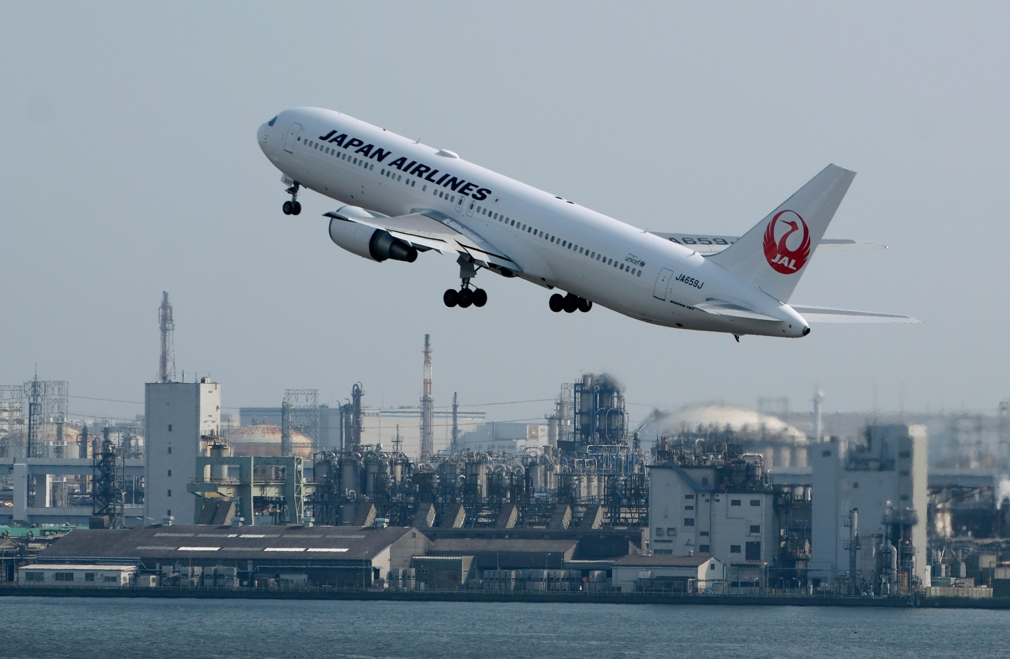 Japan Airlines will offer the seats to foreigners during the time of the Games ©Getty Images