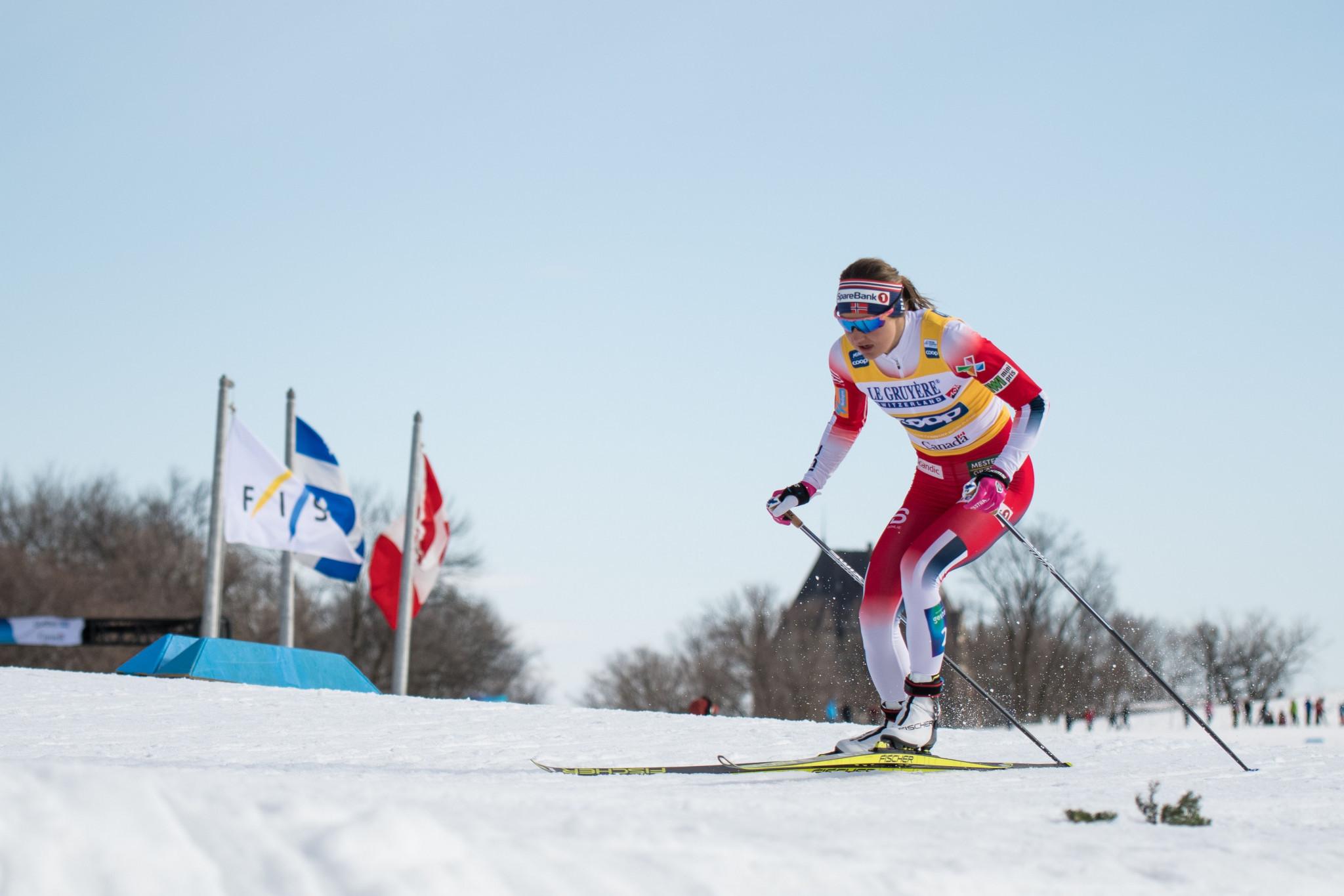 Østberg to make return to action at FIS Tour de Ski
