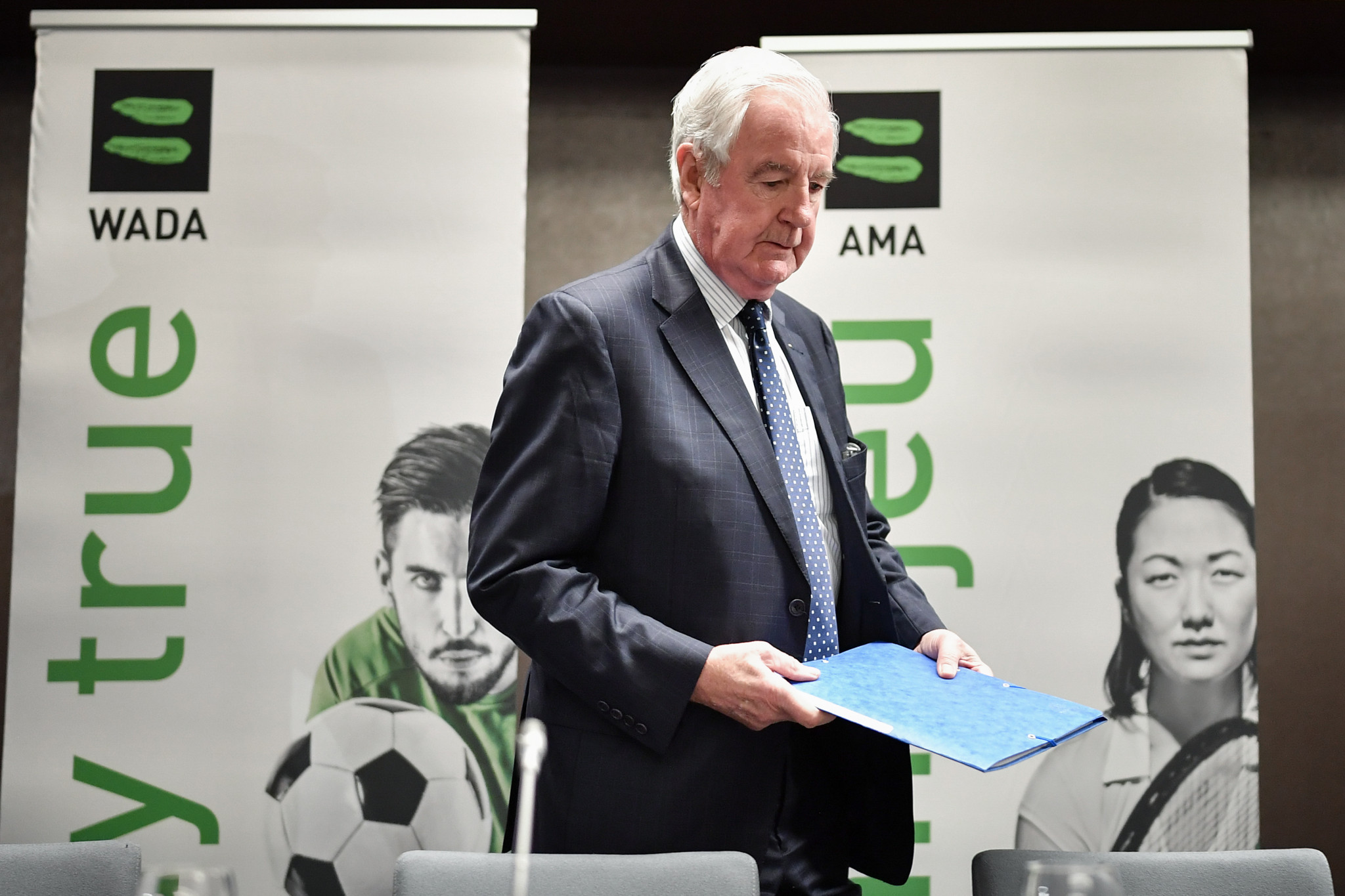 Sir Craig claims WADA stronger than ever despite Russian doping scandal