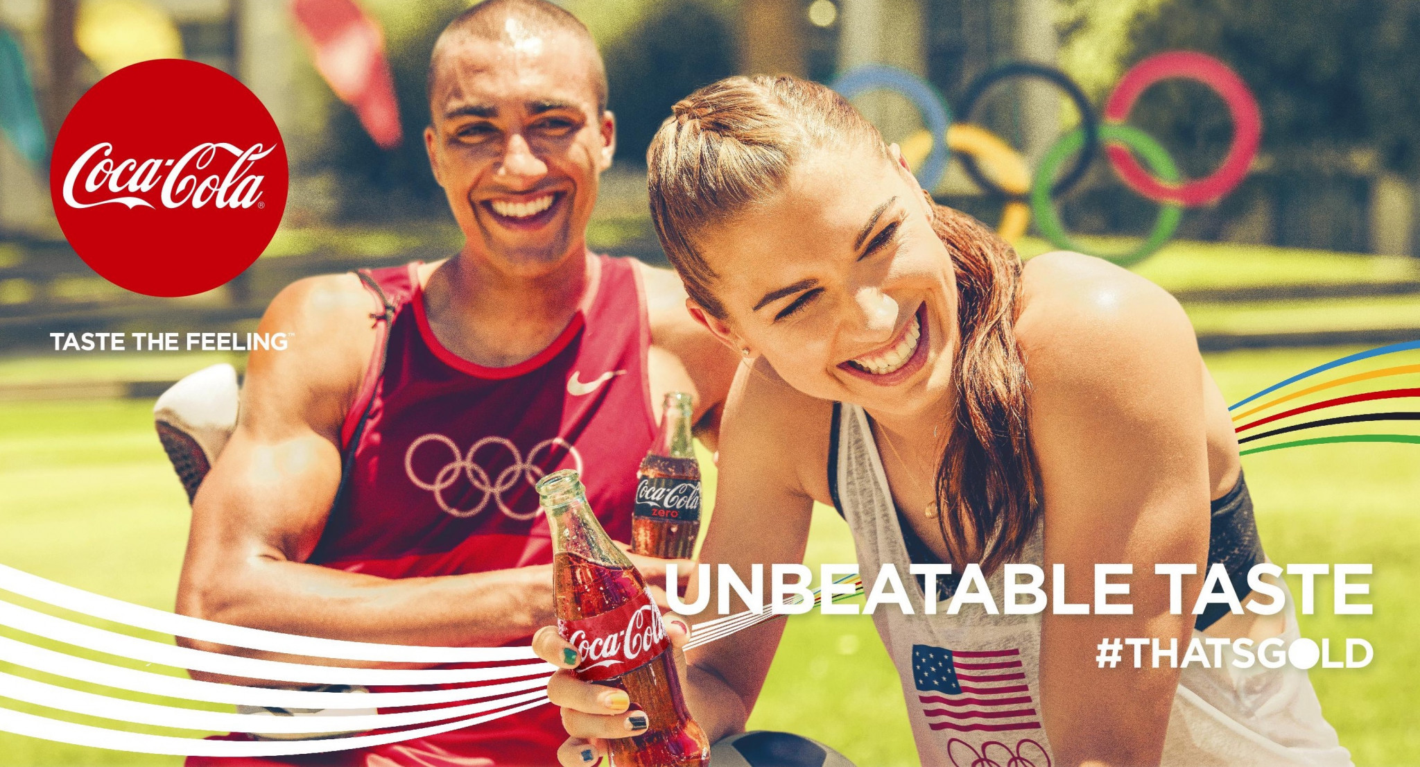 There is a danger that the Olympic Movement could harm its reputation even further if it is linked too closely to major international companies ©Coca-Cola