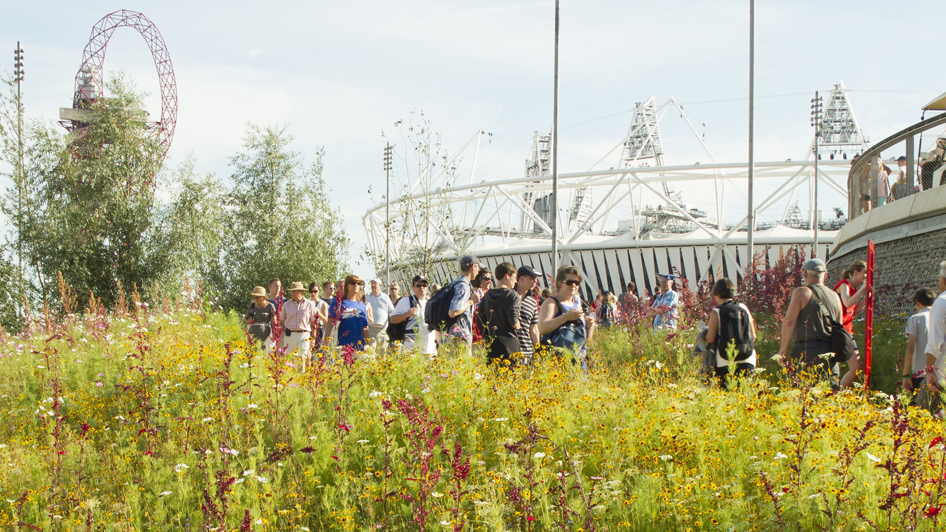 Taking environmental issues seriously - and being seen to do so by appointing a specialist to oversee a new programme - could help negate negative publicity for the Olympic Movement ©Arup