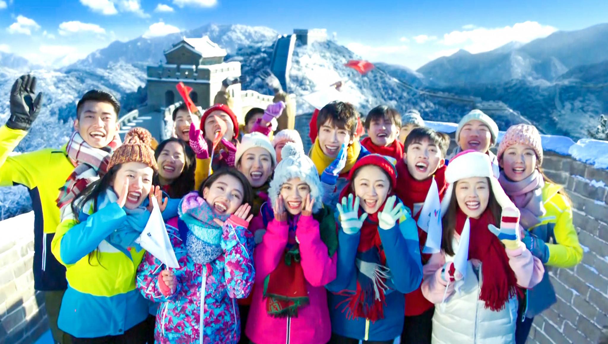 More than 610,000 people have applied to volunteer for Beijing 2022 ©Beijing 2022