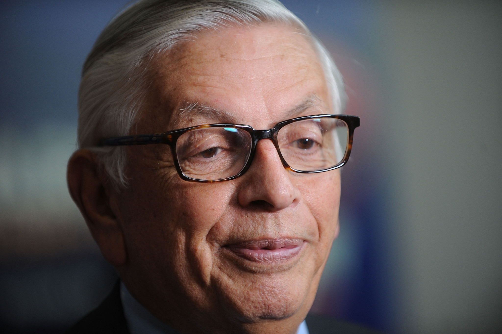 Former National Basketball Association Commissioner David Stern has died at the age of 77 ©Getty Images