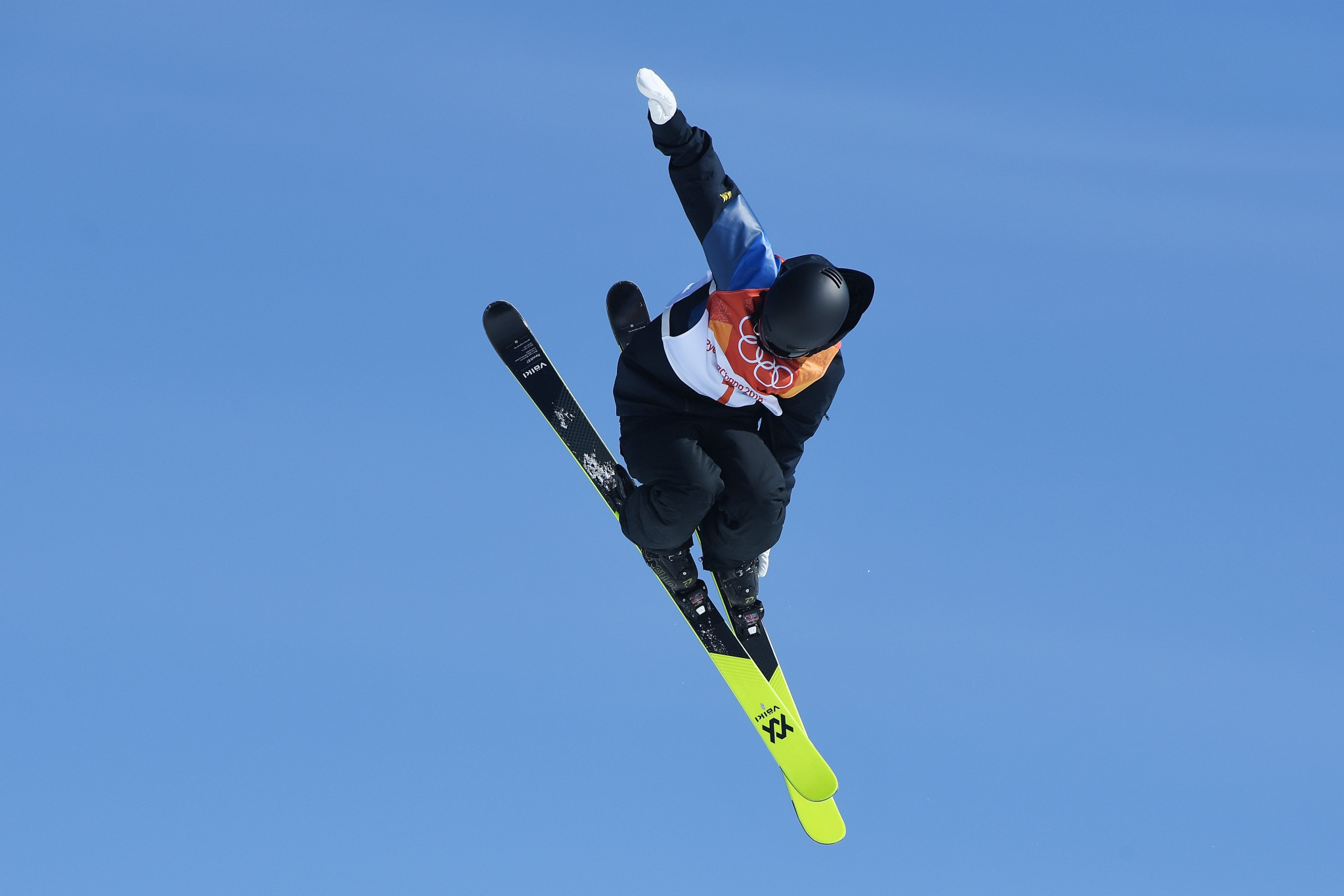 Burmansson excited for Winter Youth Olympic Games debut after long injury lay-off