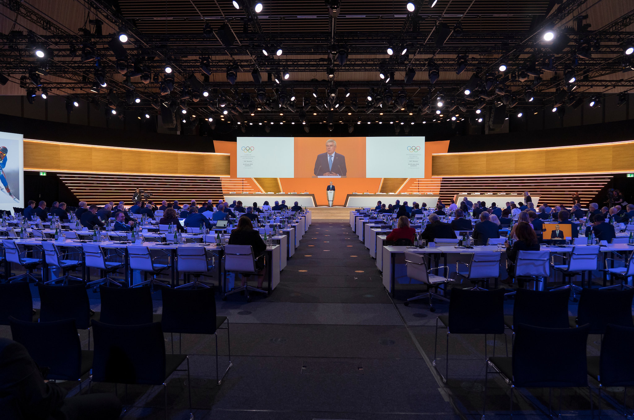 The IOC membership will go back above 100 at the Session in Lausanne ©IOC