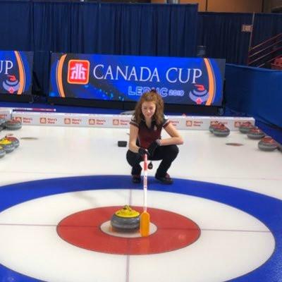 Curler Rajala announced as Canadian flagbearer for Lausanne 2020