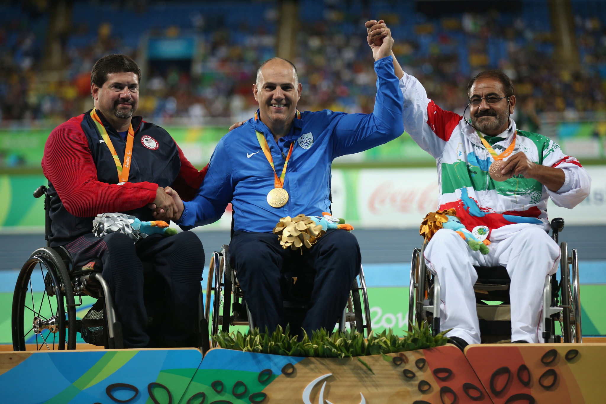 Iranian Paralympic medallist suspended for nine months after positive drugs test