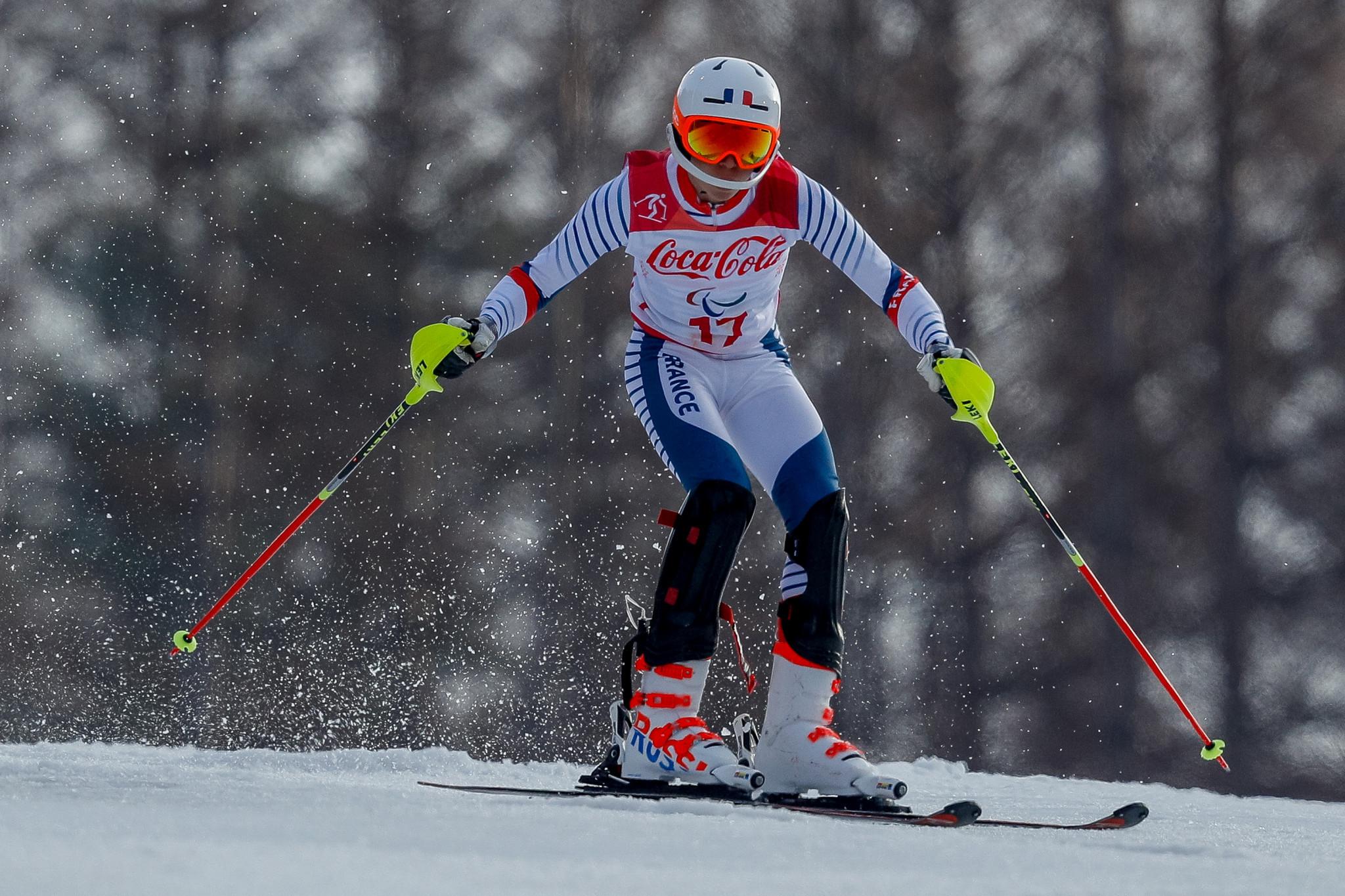 World Para Alpine Skiing World Cup season set to begin in Veysonnaz