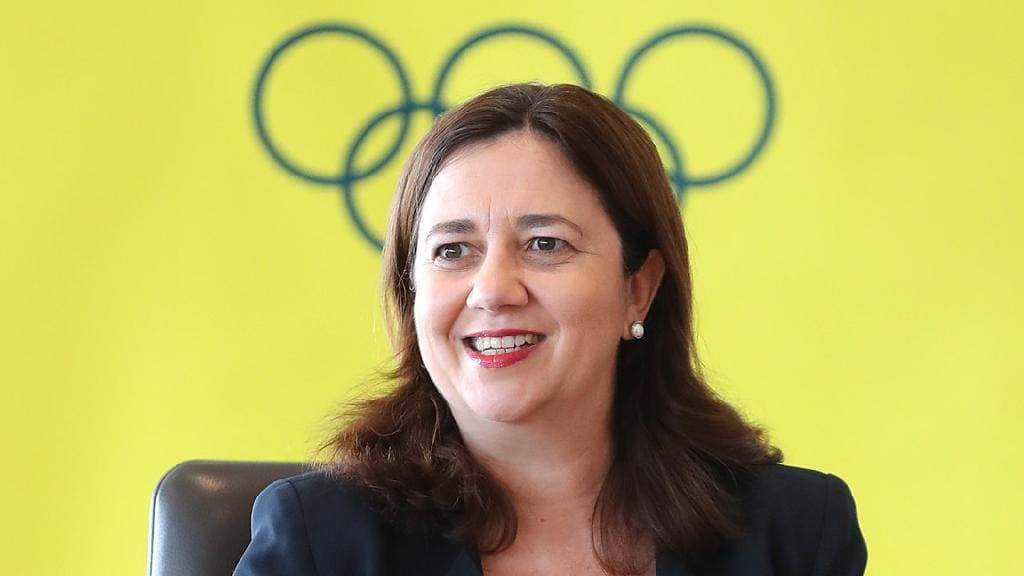 Queensland's Premier Annastacia Palaszczuk last month officially announced that the State would bid for the 2032 Olympic and Paralympic Games following a comprehensive feasibility study ©Getty Images