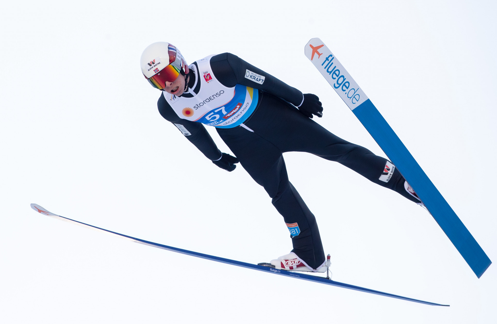 Olympic gold medallist Krog poised for Nordic Combined World Cup return